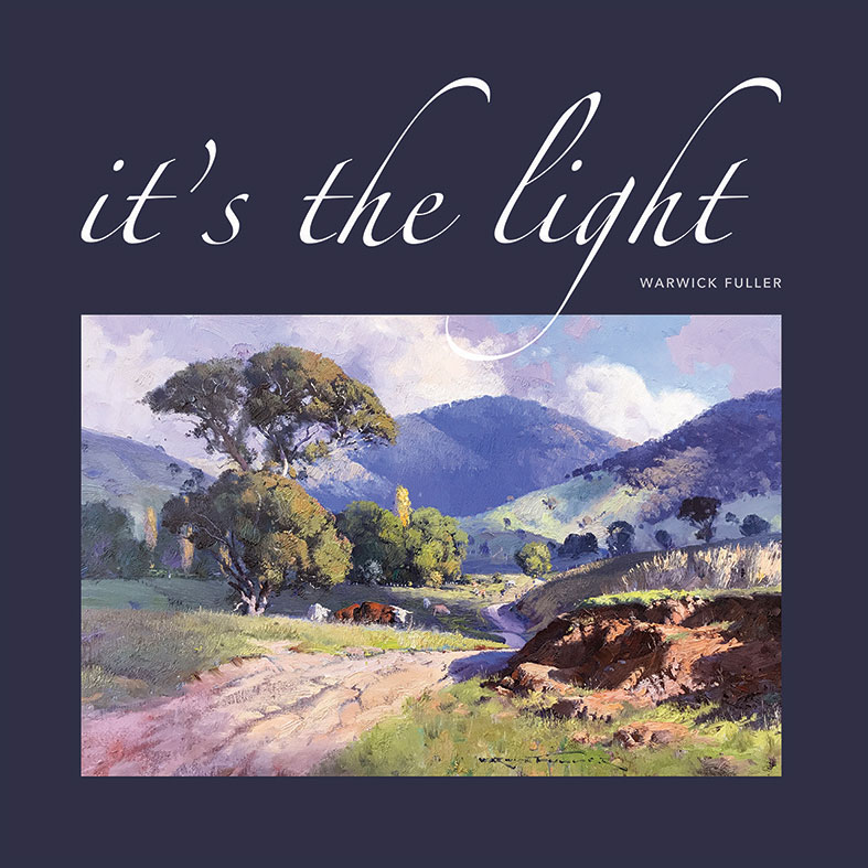 Cover of book: It'a the light