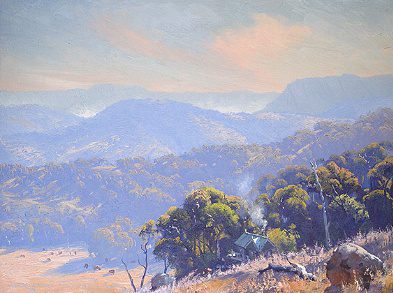 Clearing Mists, Little Hartley