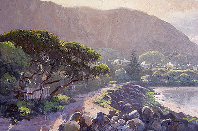 Stanley Shoreline, Tasmania