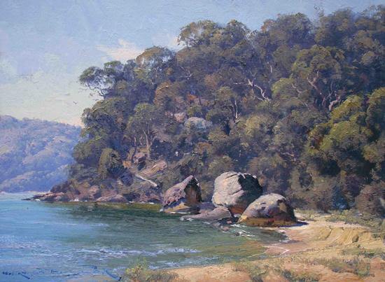 Coastline Patonga