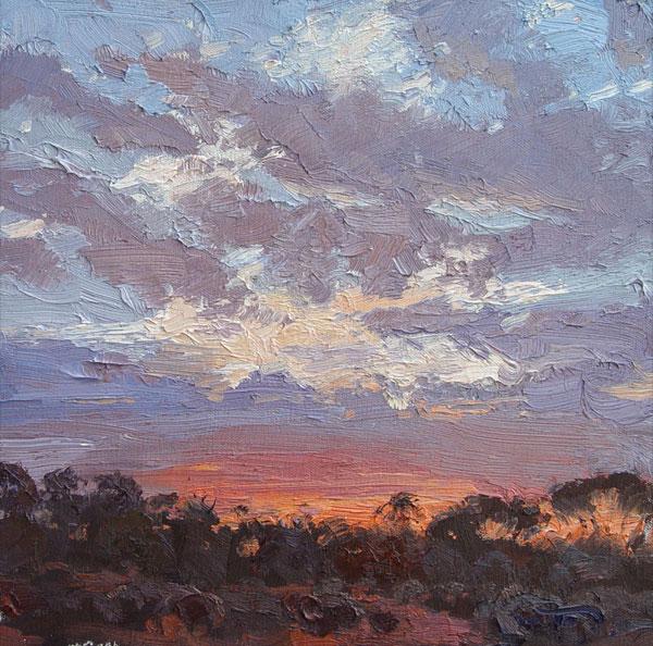 Daybreak Silverton