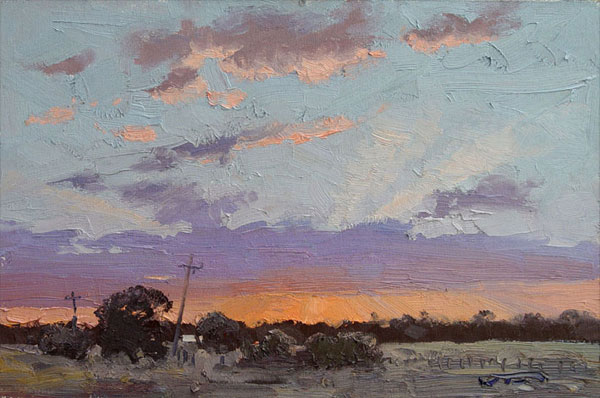 Nevertire Sunset