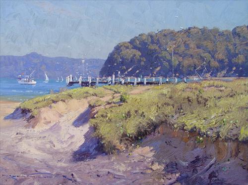 Wharf at Patonga
