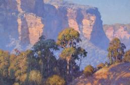 Afternoon Sun, Glen Davis150x150cm