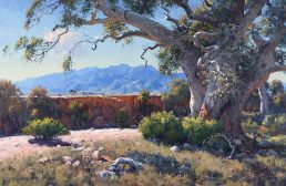 Mary's Creek, Flinders Ranges 100cm x 150cm