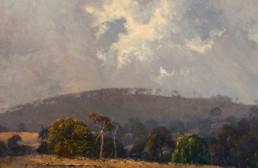 Goulburn Landscape 1986