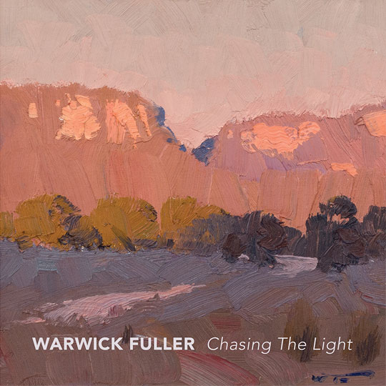 Book cover: Chasing the light